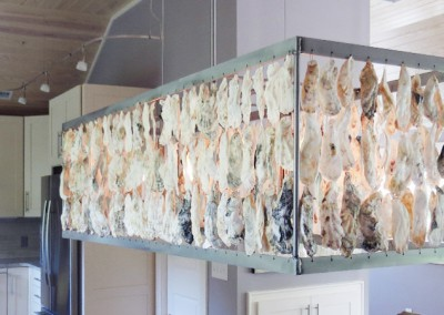 Oyster Shell Light