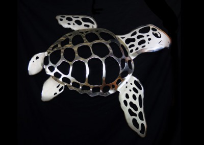 Stainless-Steel-Turtle