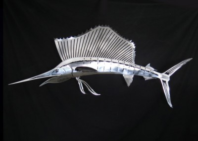 Stainless Steel Sailfish