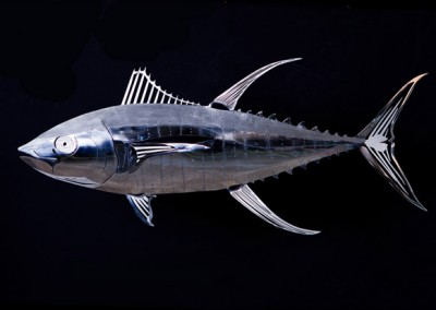 Stainless Steel Tuna