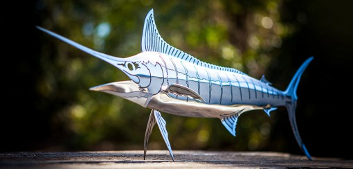 Free Standing Marlin