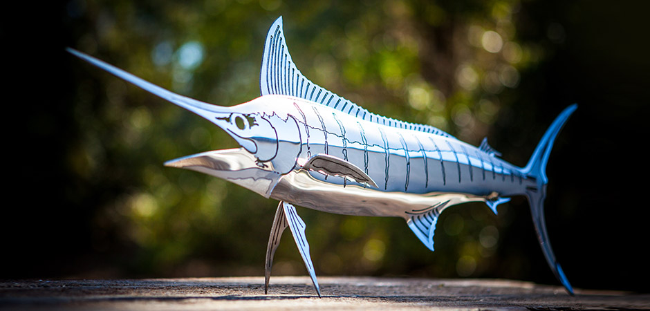 Free Standing Marlin