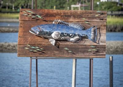 Grouper Polished Stainless Steel 2