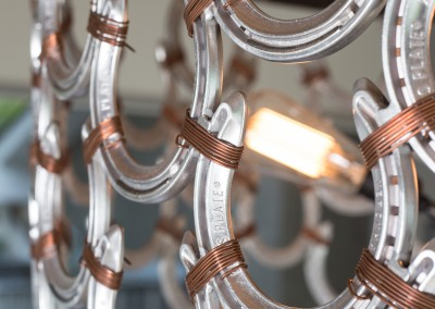 Horseshoe Chandelier 5