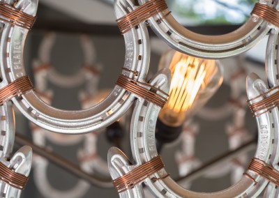 Horseshoe Chandelier 6