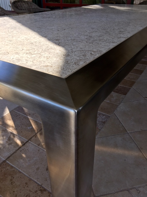 Stainless Table 2