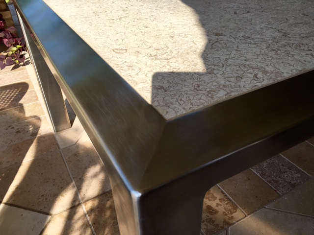 Stainless Table 4