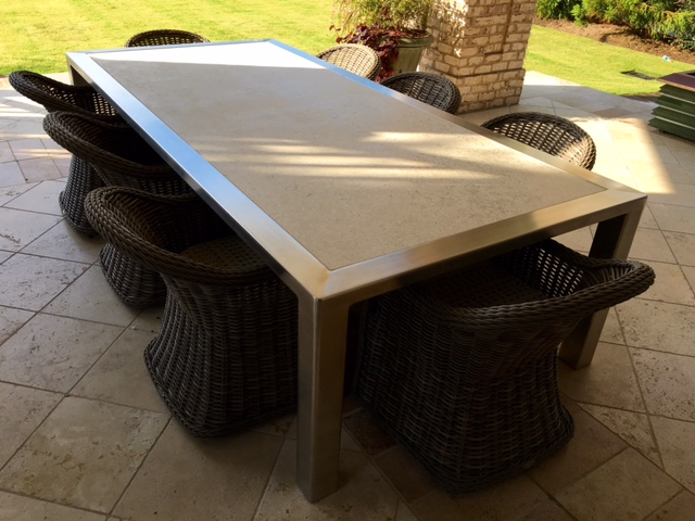 Stainless Table 6