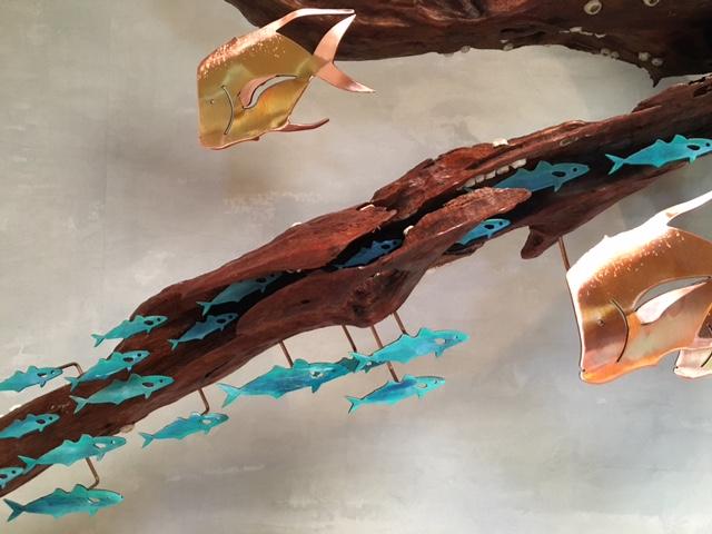 Driftwood Wall Sculpture 5
