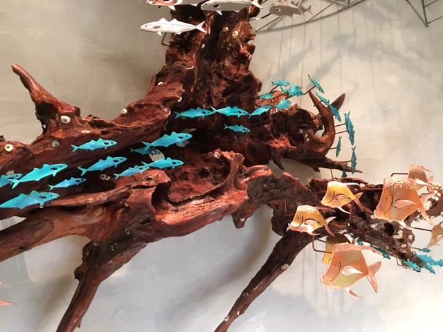 Driftwood Wall Sculpture 6