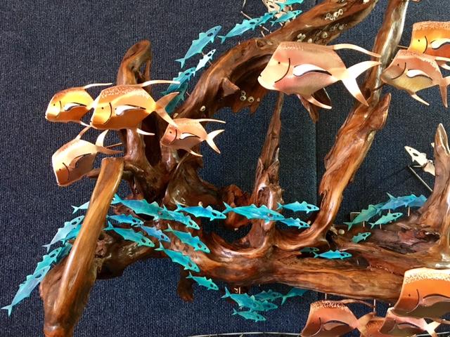 driftwood sculpture 8a