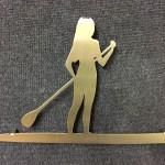 Female Paddleboard