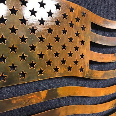 Flag Patina 2