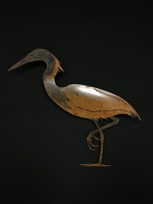 Egret patina 1s