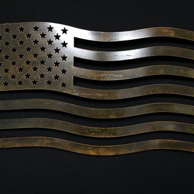 Flag patina 1s