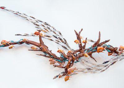 'A Mess in June' Driftwood Sculpture